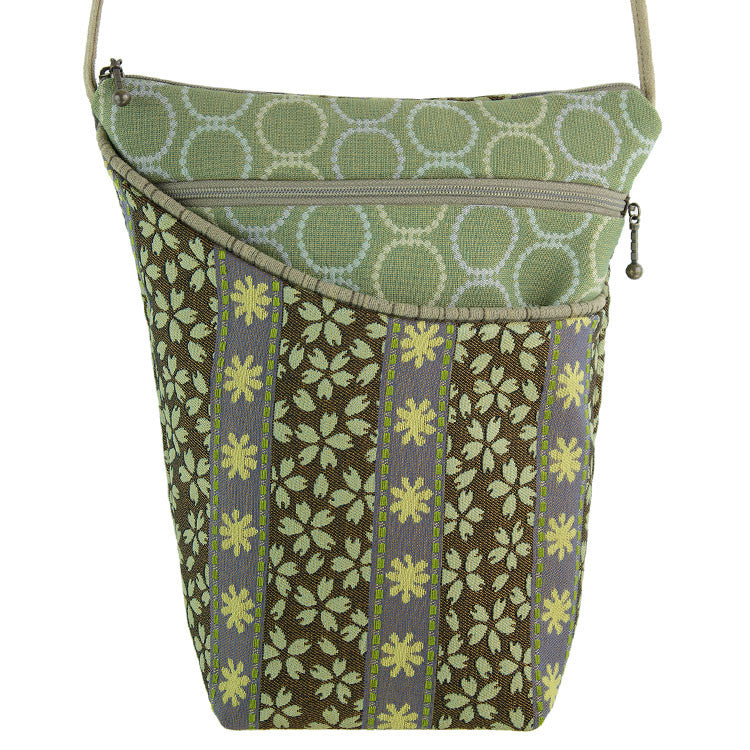 Maruca City Girl Handbag in Trellis Garden