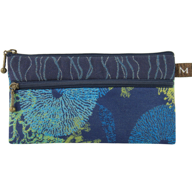 Maruca Heidi Wallet in Reef Navy