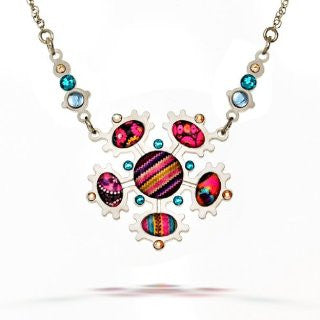 African Motif Rio Necklace