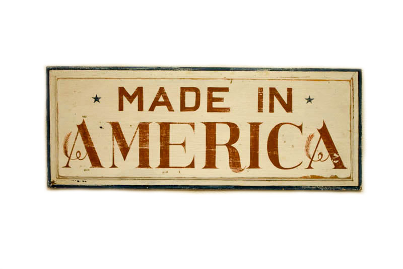 Made in America (J) Americana Art
