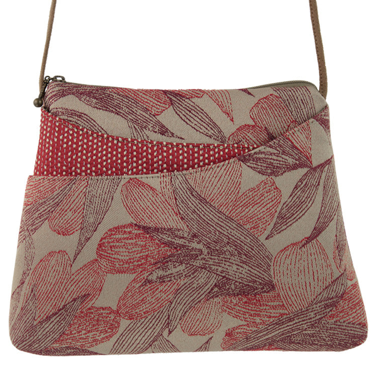 Maruca Sparrow Handbag in Kelp Red