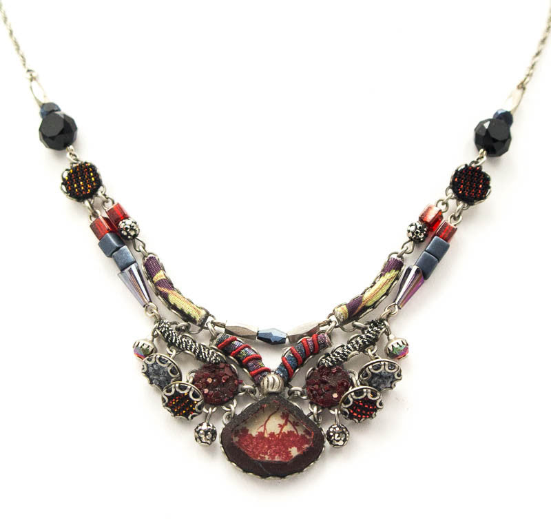 Magic Wind Small Hip Collection Necklace by Ayala Bar