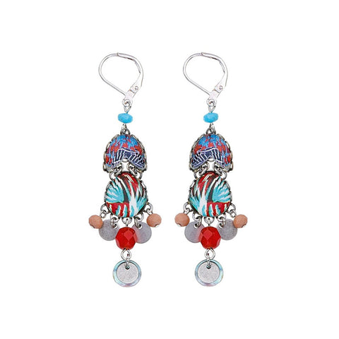 Afro-Desia Lexi Earrings by Ayala Bar
