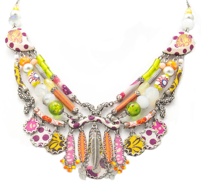 Sugar Plum Hip Collection Necklace by Ayala Bar