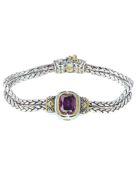 Nouveau Double Strand Oval Bracelet by John Medeiros - Available in Multiple Colors