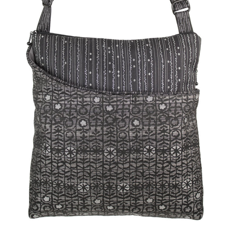 Maruca Cafe Sling Handbag in Hedge Black