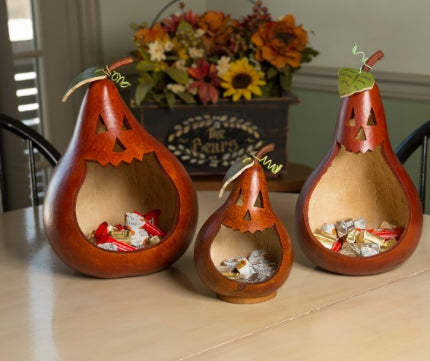 Candy Dish Gourd - Available in Multiple Sizes