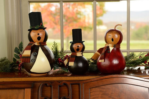 Harpers Caroler Gourd - Available in Multiple Sizes