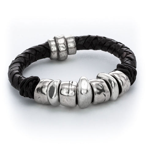 Tulum Leather Bracelet