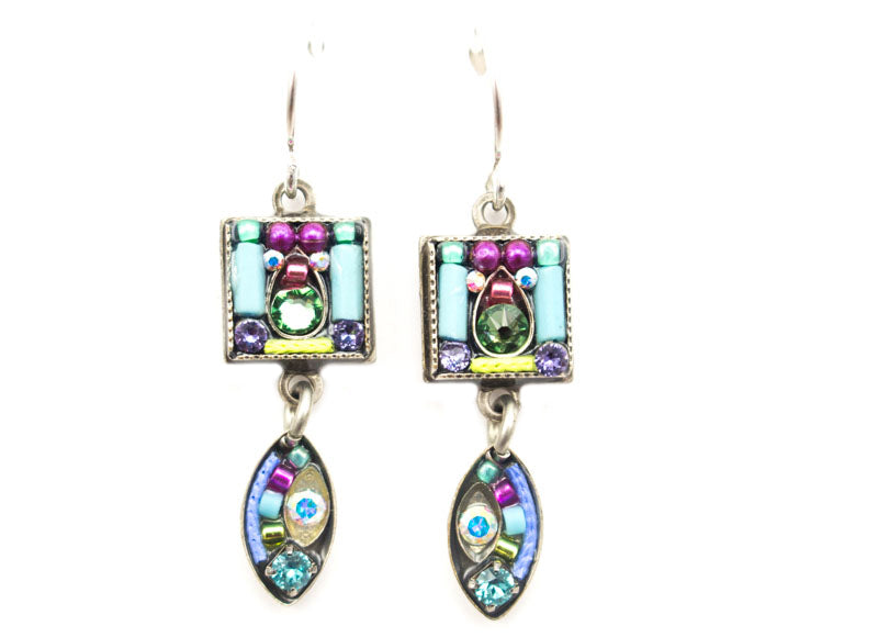 Soft Viva Earrings by Firefly Jewelry