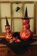 Reba Witch Gourd - Available in Multiple Sizes