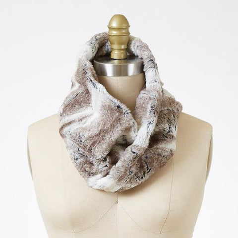 Birch Luxury Faux Fur Neck Warmer