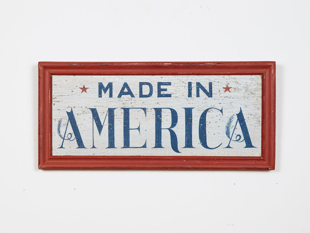 Made In America, 2 Americana Art