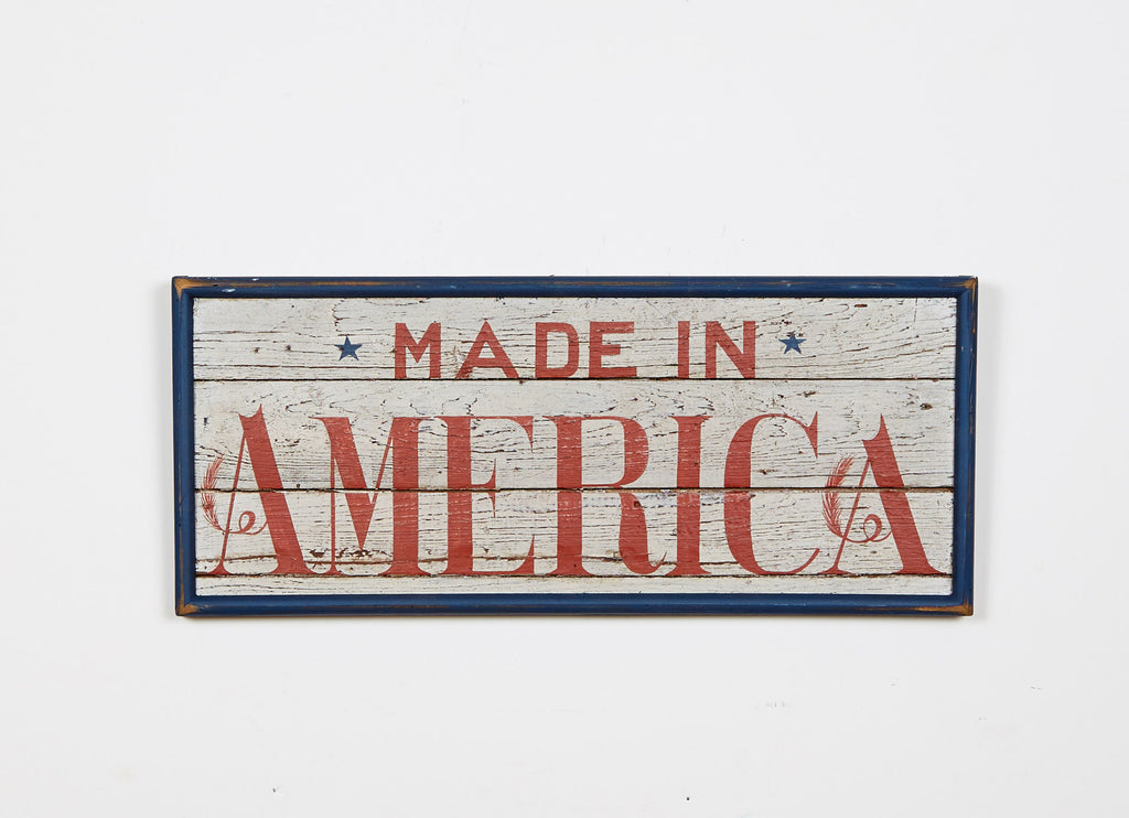 Made in America, 3 Americana Art