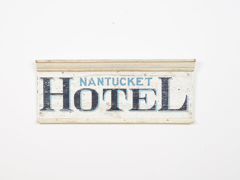 Nantucket Hotel Americana Art