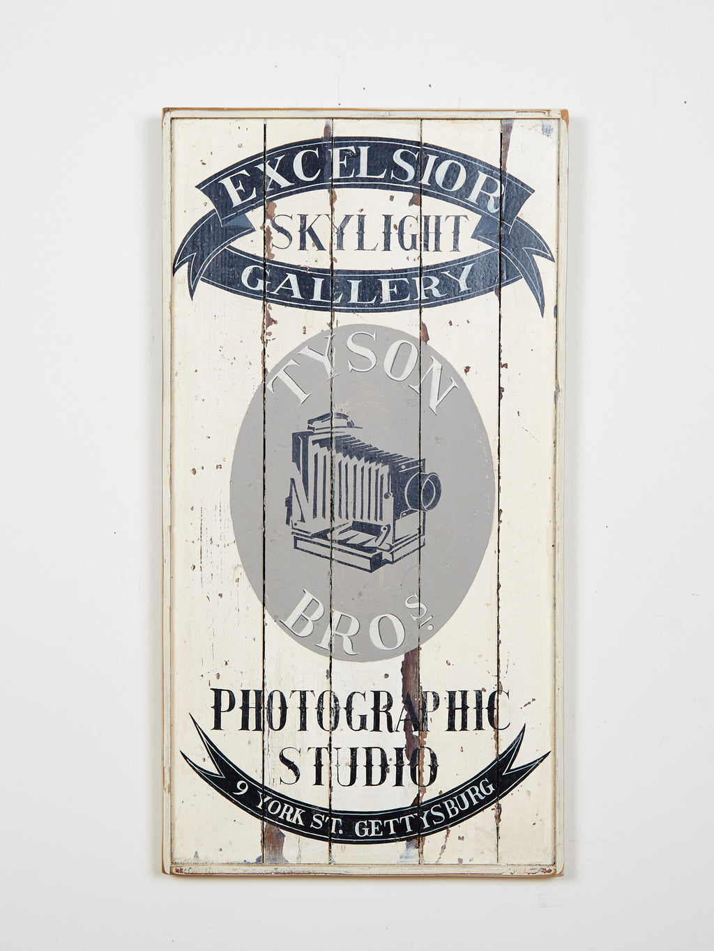 Excelsior Skylight Gallery, Tyson Brothers Photographic Studio Americana Art