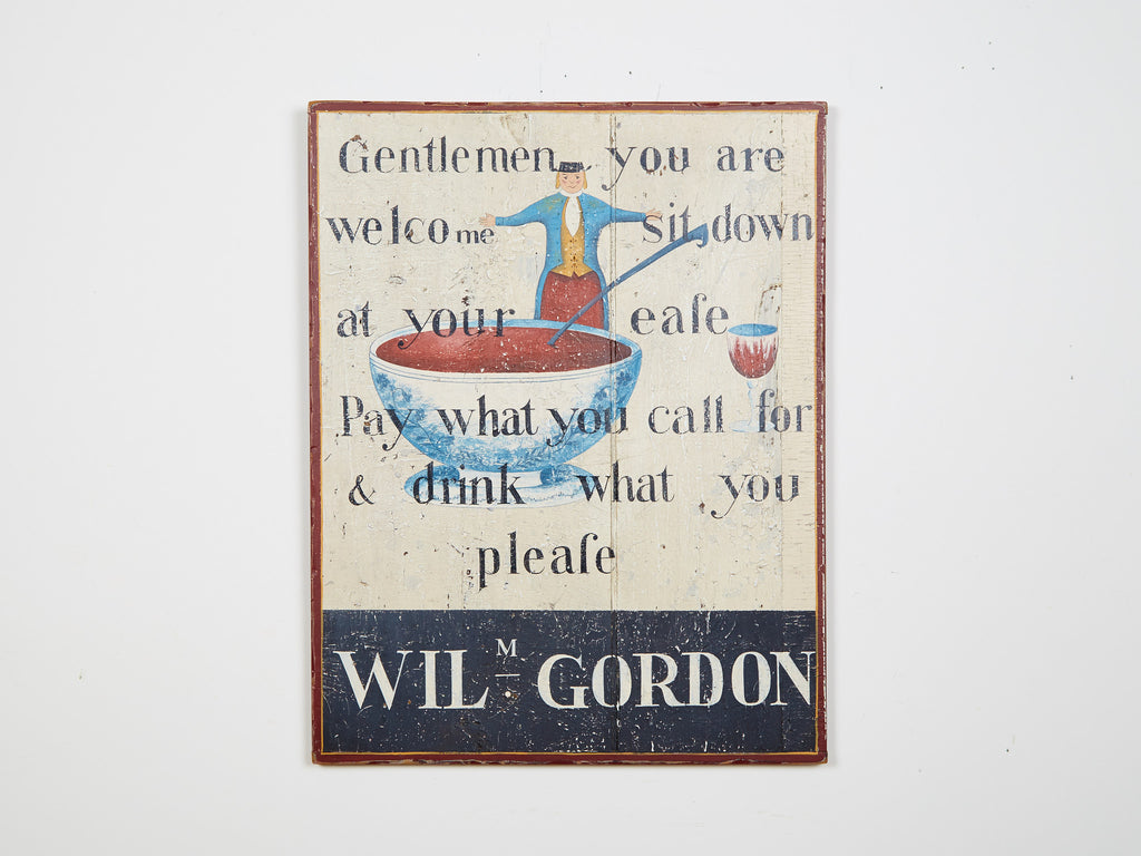 William Gordon Tavern Americana Art