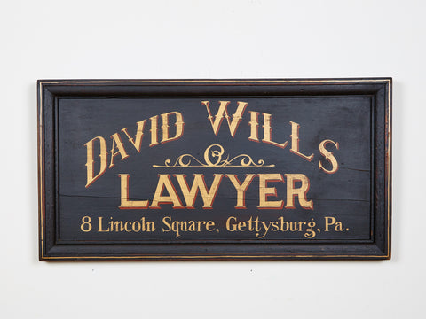 David Wills, Lawyer Americana Art