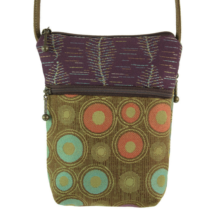 Maruca Sprout Handbag in Embossed Olive