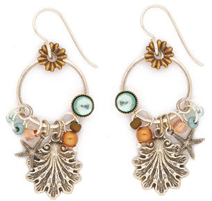 Castaway Cove Earrings by Desert Heart