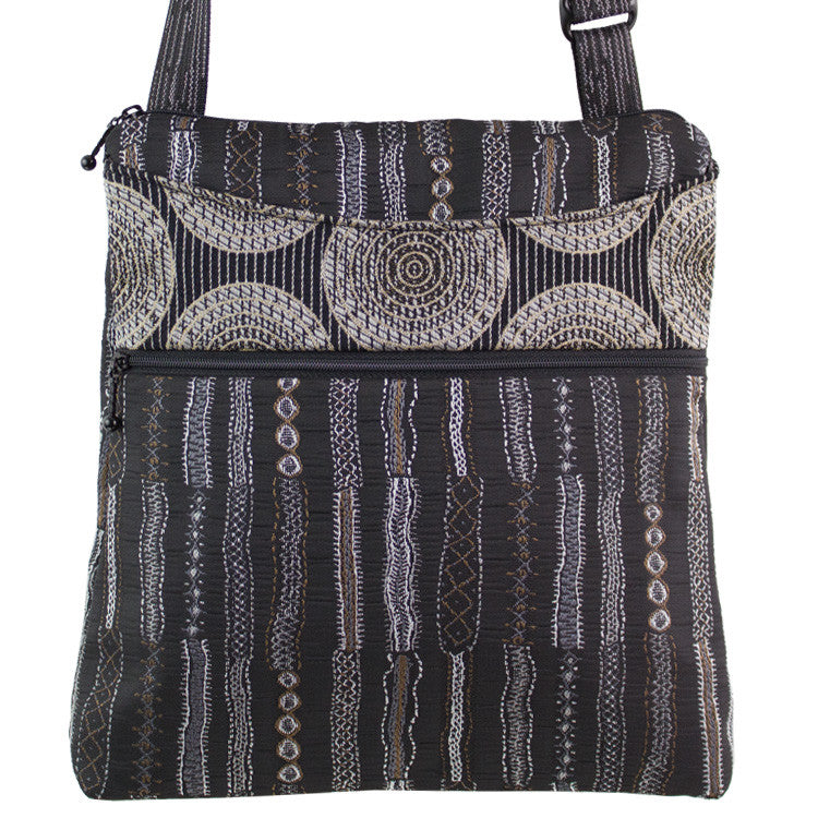 Maruca Spree Handbag in Stitch Black