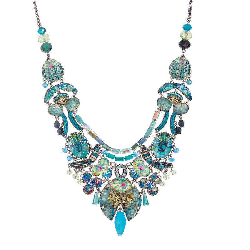 Caspian Ripple Radiance Collection Necklace by Ayala Bar