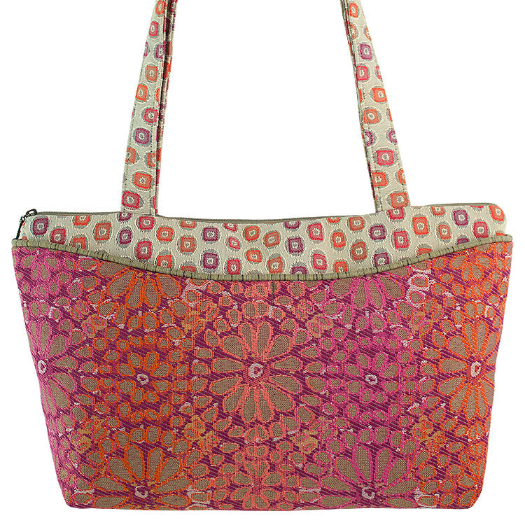 Maruca Andie Handbag in Botany Hot