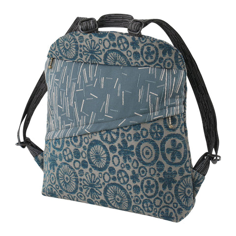 Maruca Backpack in Mod Blue