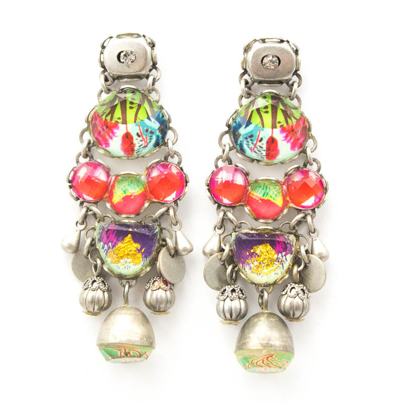 Printemps Large Radiance Collection Earrings by Ayala Bar