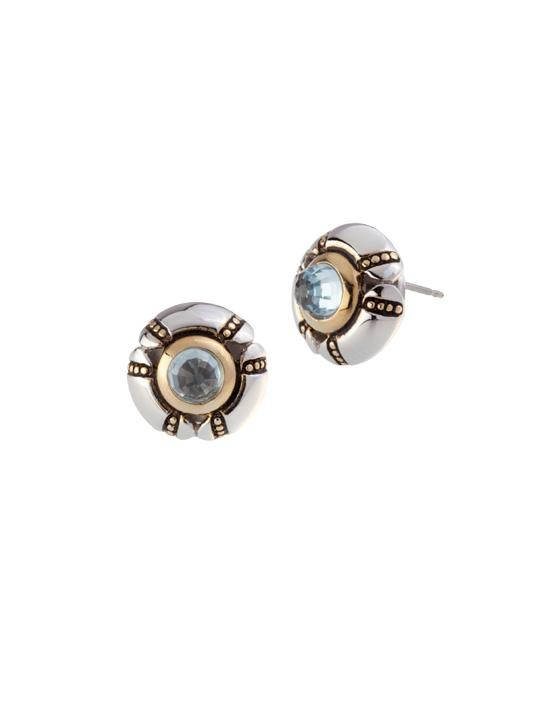 Cor Collection Small Bullet Post Earrings by John Medeiros