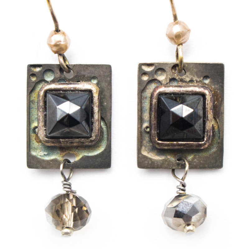 Dark Star Earring by Wanna Buy A Watch?