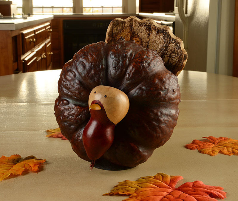 Gobblers Warty Large Gourd