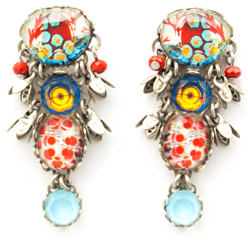 Amalia Medium Radiance Collection Earrings by Ayala Bar