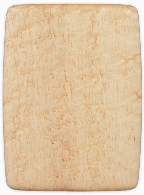 Bird's Eye Maple Sandwich Board - 7 inches x 10 inches