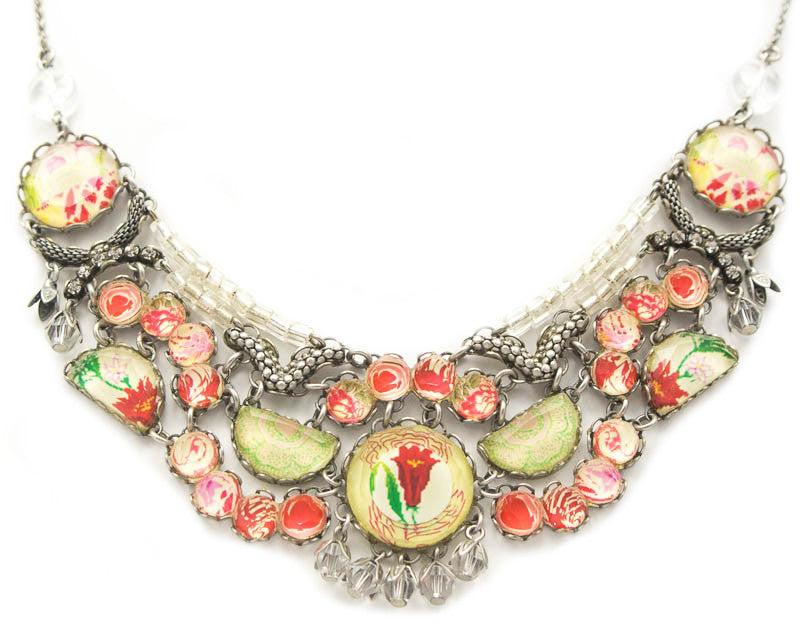 Enchanted Flower Radiance Collection Necklace by Ayala Bar
