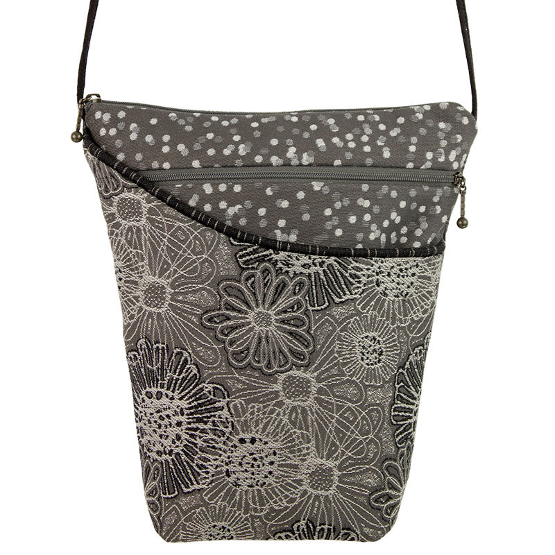 Maruca City Girl Handbag in Blooming Grey