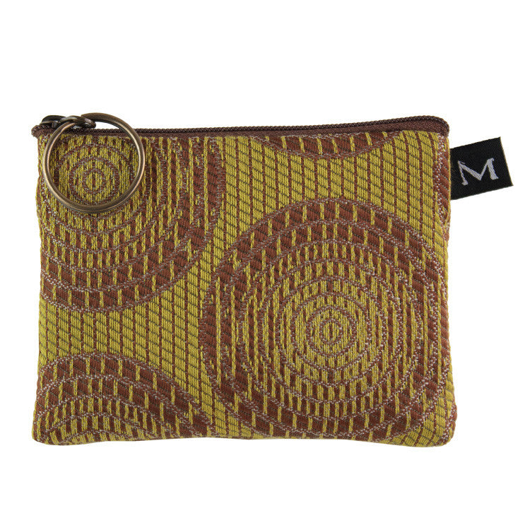 Maruca Coin Purse in Sliced Citron