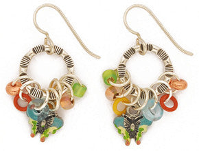 Sanibel Island Earrings by Desert Heart