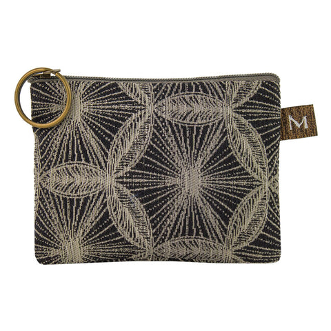 Maruca Coin Purse in Chrysalis Black