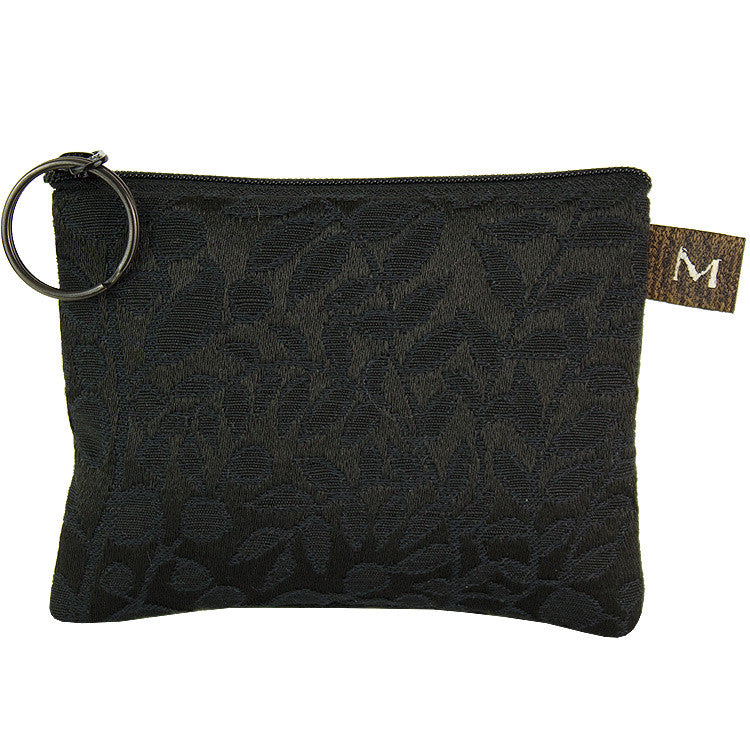 Maruca Coin Purse in Paris Black