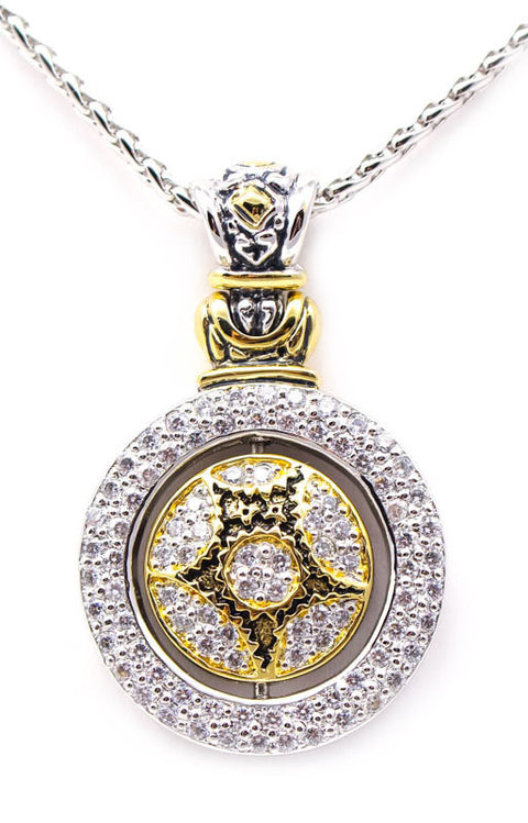 Timeless Pavé Numbered Limited Edition Necklace by John Medeiros