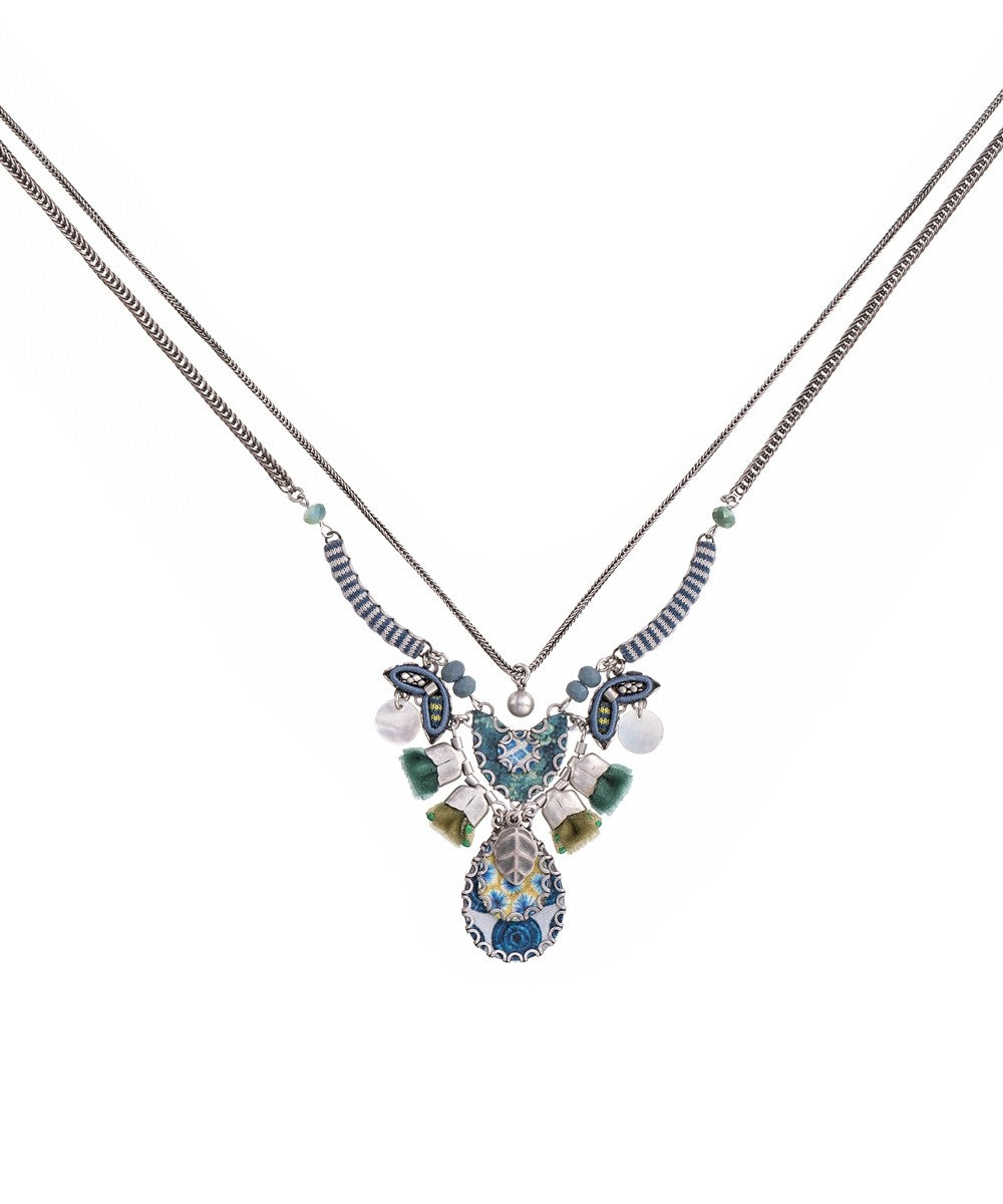 Fifth Dimension Abigail Necklace by Ayala Bar