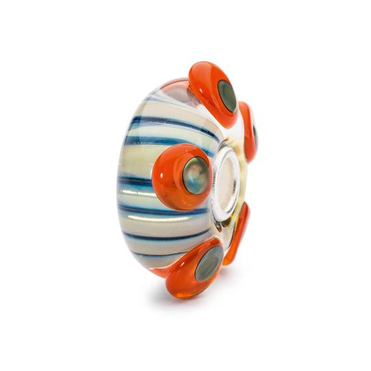 Stamen of Life Glass Bead by Trollbeads