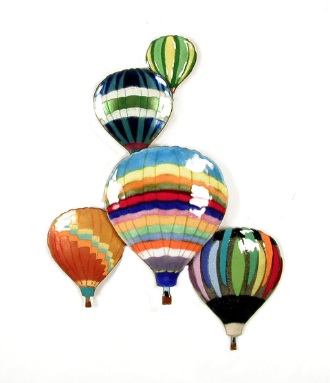 Five Balloons Wall Art by Bovano Cheshire