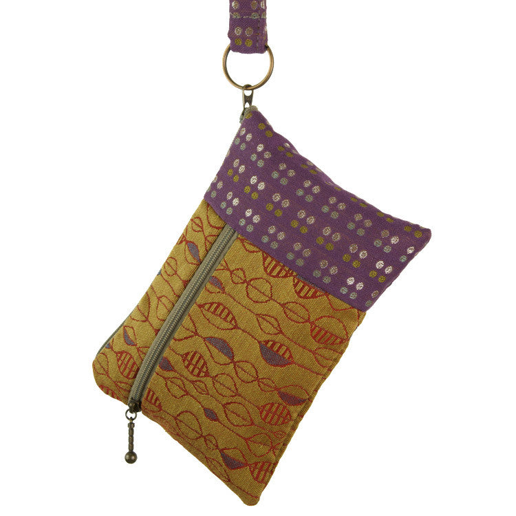 Maruca Beetle Wristlet in Chimes