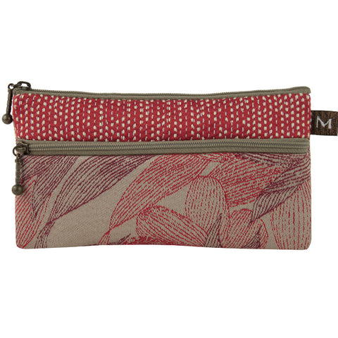 Maruca Heidi Wallet in Kelp Red