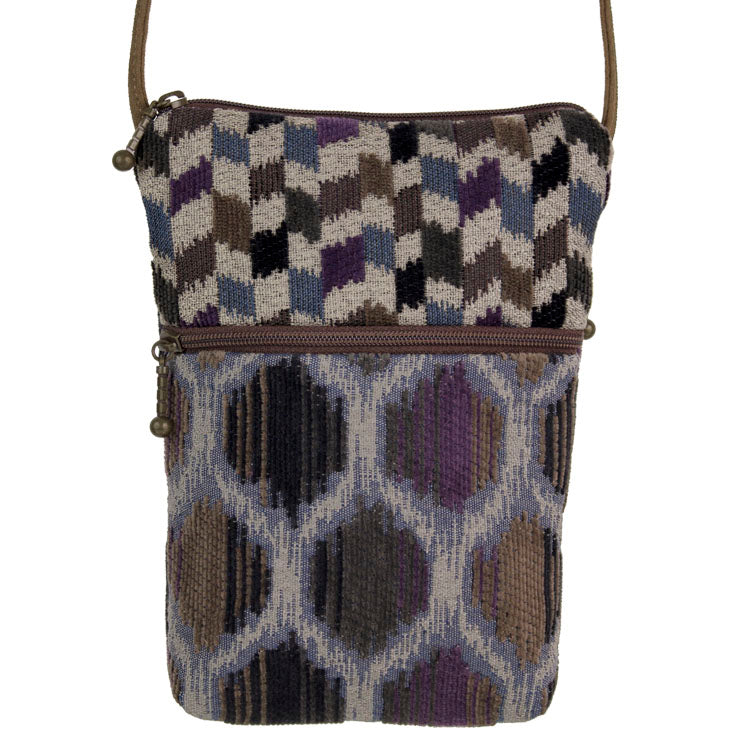 Maruca Sprout Handbag in Chenille Hex
