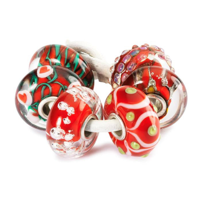 Christmas Love Bead by Trollbeads