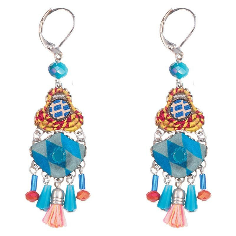 Sorrento Song Hip Collection Earrings by Ayala Bar
