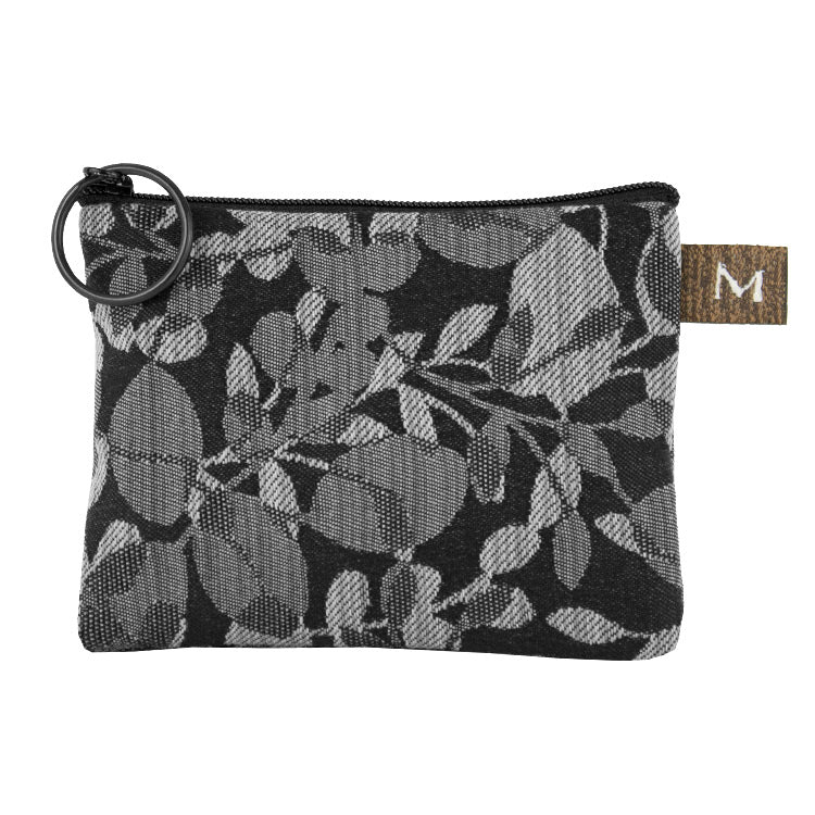 Maruca Coin Purse in Fractal Foliage